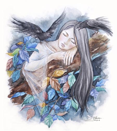 Dark Wings, Dark Dreams